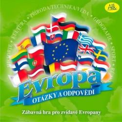 Evropa - otázky a odpovědi