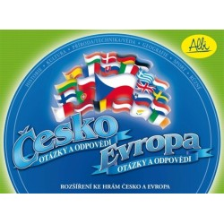 Česko a Evropa - rozšíření her