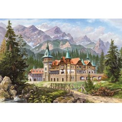 """Castle at the Foot of the Mountains"""