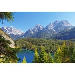 Alpské jezero, Rakousko