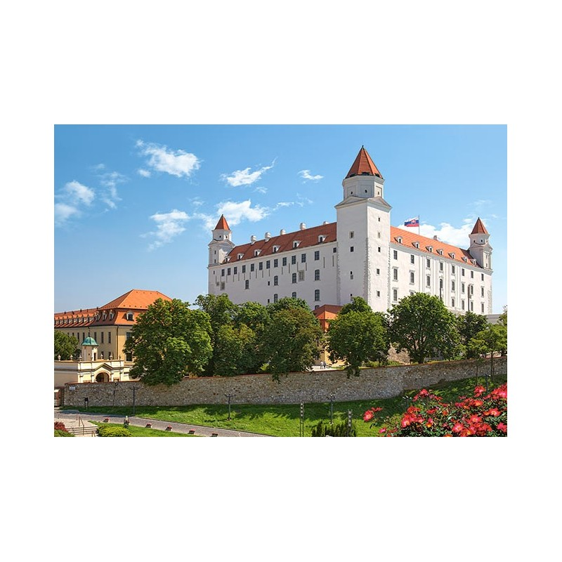 Puzzle Bratislavský hrad